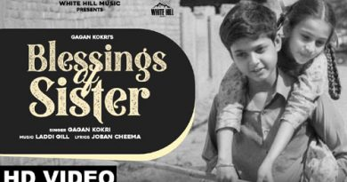 BLESSINGS OF SISTER LYRICS – GAGAN KOKRI