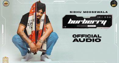 Sidhu Moosewala – Burberry Lyrics